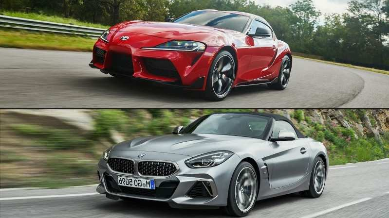62 Best Review 2020 Toyota Supra Vs Bmw Z4 Pricing for 2020 Toyota Supra Vs Bmw Z4