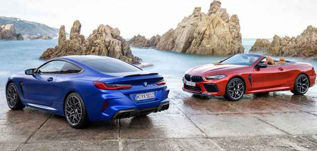62 Best Review Bmw M8 2020 Performance and New Engine for Bmw M8 2020