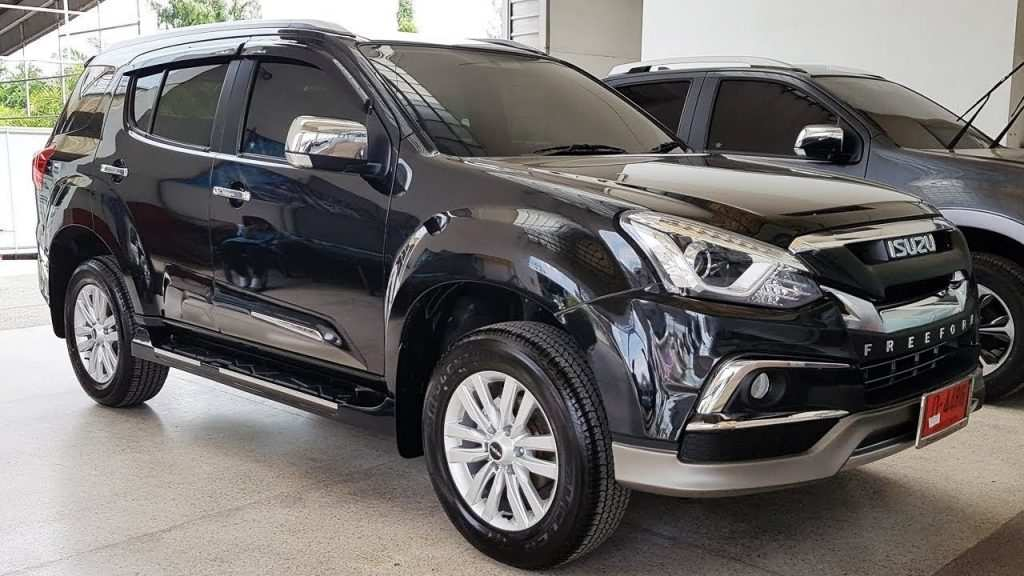 62 Gallery of 2020 Isuzu Mu X Picture by 2020 Isuzu Mu X