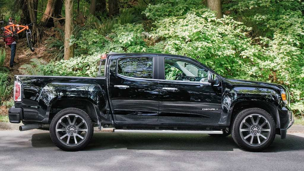62 Great 2019 Gmc Canyon Denali Interior with 2019 Gmc Canyon Denali