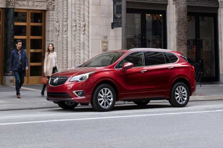 62 Great 2020 Buick Envision Reviews Redesign for 2020 Buick Envision Reviews