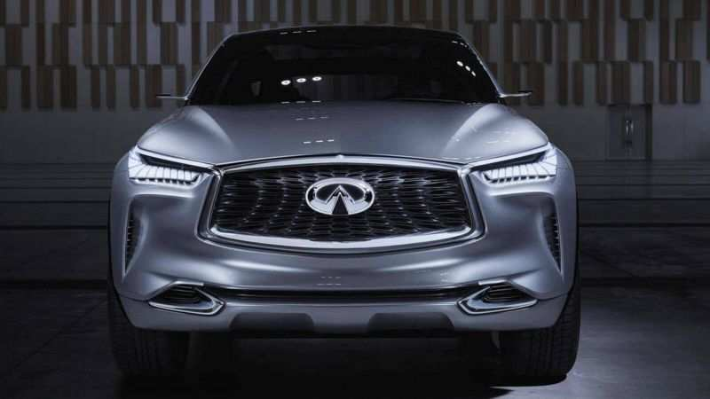 62 Great 2020 Infiniti Qx70 Redesign Price and Review with 2020 Infiniti Qx70 Redesign