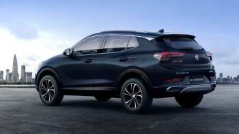 62 New 2020 Buick Crossover Exterior for 2020 Buick Crossover