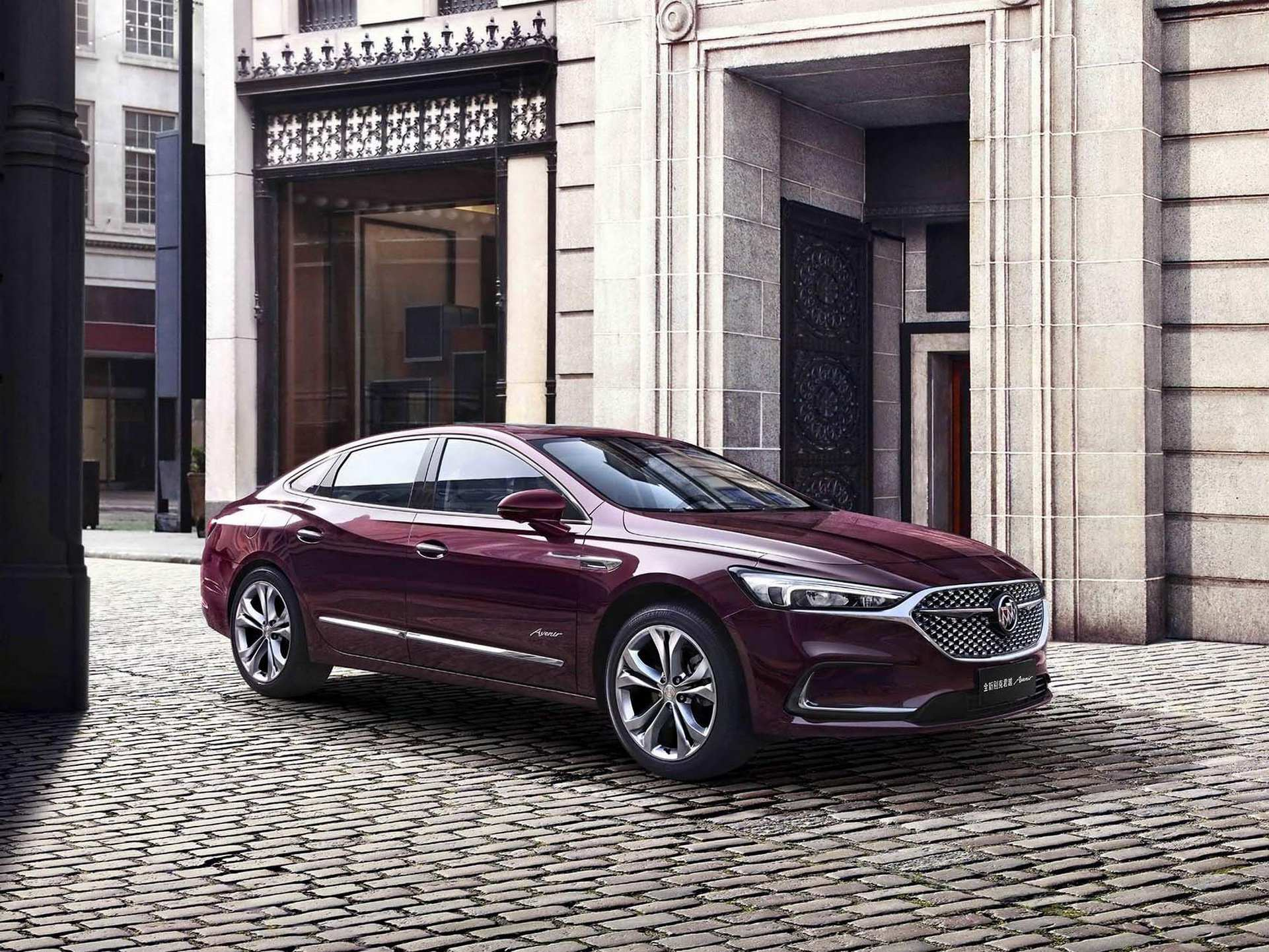 62 New 2020 Buick Lacrosse China Speed Test by 2020 Buick Lacrosse China