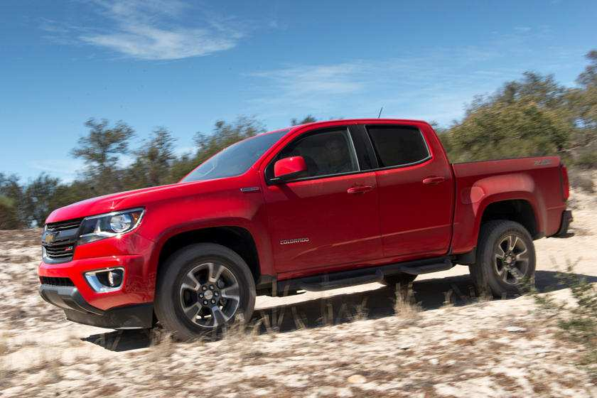62 The 2020 Chevrolet Colorado Updates Rumors for 2020 Chevrolet Colorado Updates