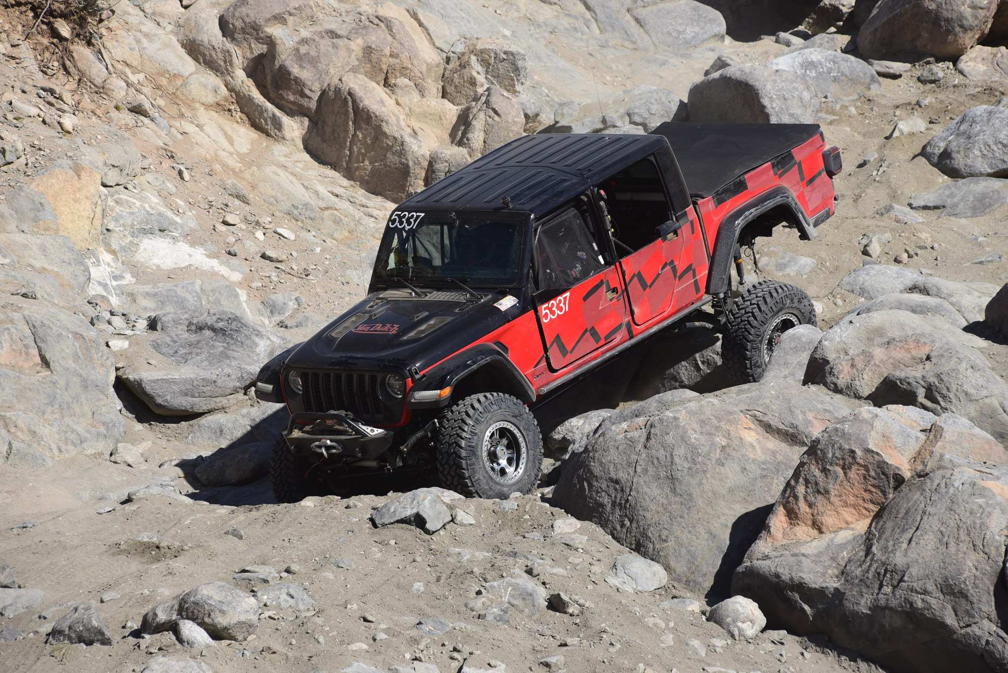 62 The 2020 Jeep Gladiator King Of The Hammers Photos by 2020 Jeep Gladiator King Of The Hammers