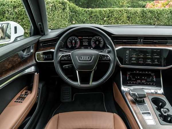 63 All New 2019 The Audi A6 Exterior with 2019 The Audi A6