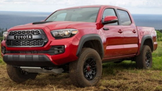 63 Best Review Toyota Tacoma Hybrid 2020 First Drive by Toyota Tacoma Hybrid 2020