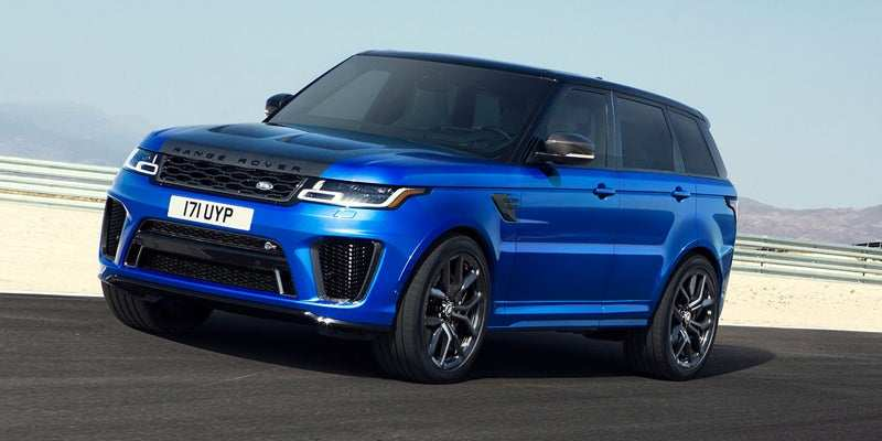 63 Concept of 2019 Range Rover Sport Pictures by 2019 Range Rover Sport