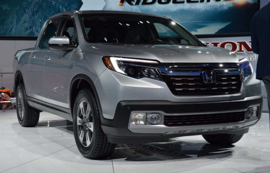 63 Concept of Honda Ridgeline Redesign 2020 Images by Honda Ridgeline Redesign 2020