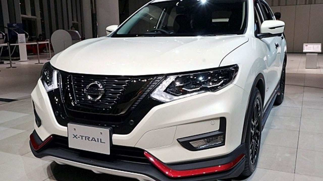 63 Concept of Nissan X Trail 2020 Review Specs for Nissan X Trail 2020 Review