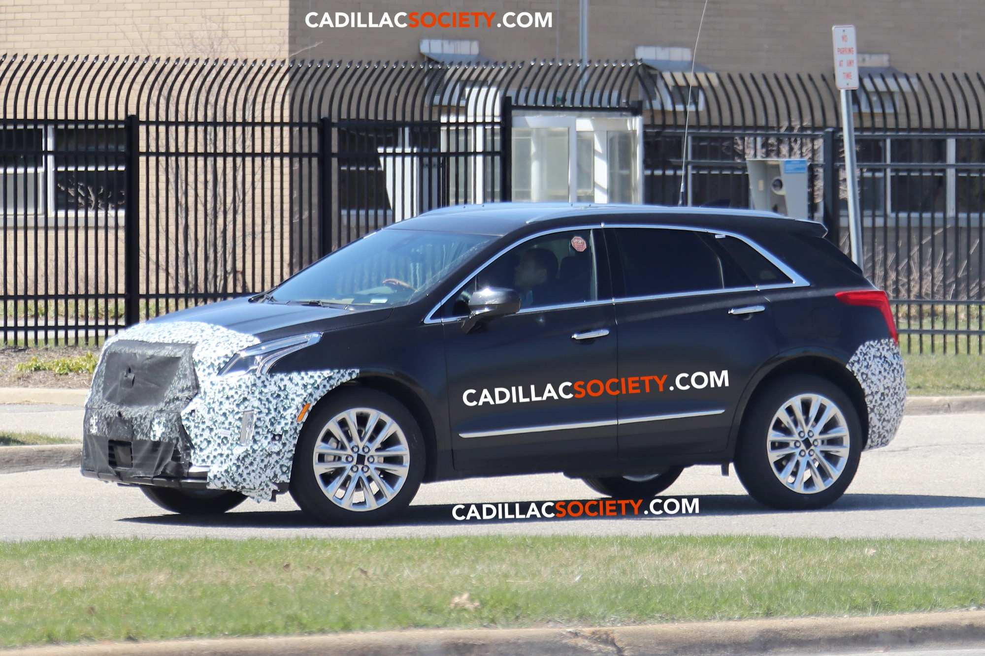 63 Gallery of 2019 Spy Shots Cadillac Xt5 Release with 2019 Spy Shots Cadillac Xt5