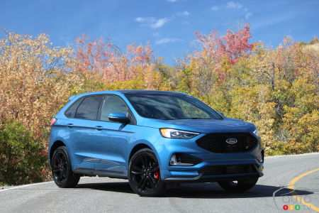 63 New 2019 Ford Edge Sport New Concept by 2019 Ford Edge Sport