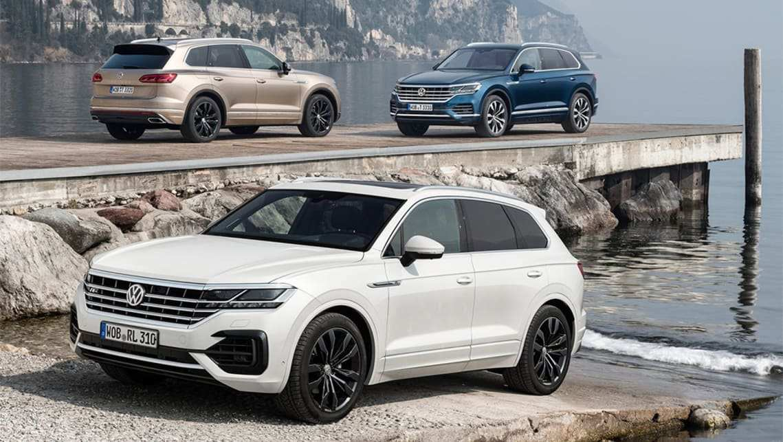 63 New 2019 Vw Touareg Pricing by 2019 Vw Touareg