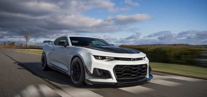 64 All New 2020 Chevrolet Camaro Zl1 Price and Review for 2020 Chevrolet Camaro Zl1
