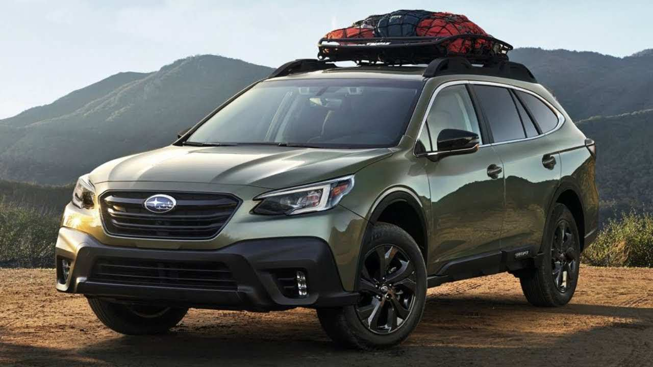 64 All New Subaru Outback 2020 Uk Specs and Review for Subaru Outback 2020 Uk