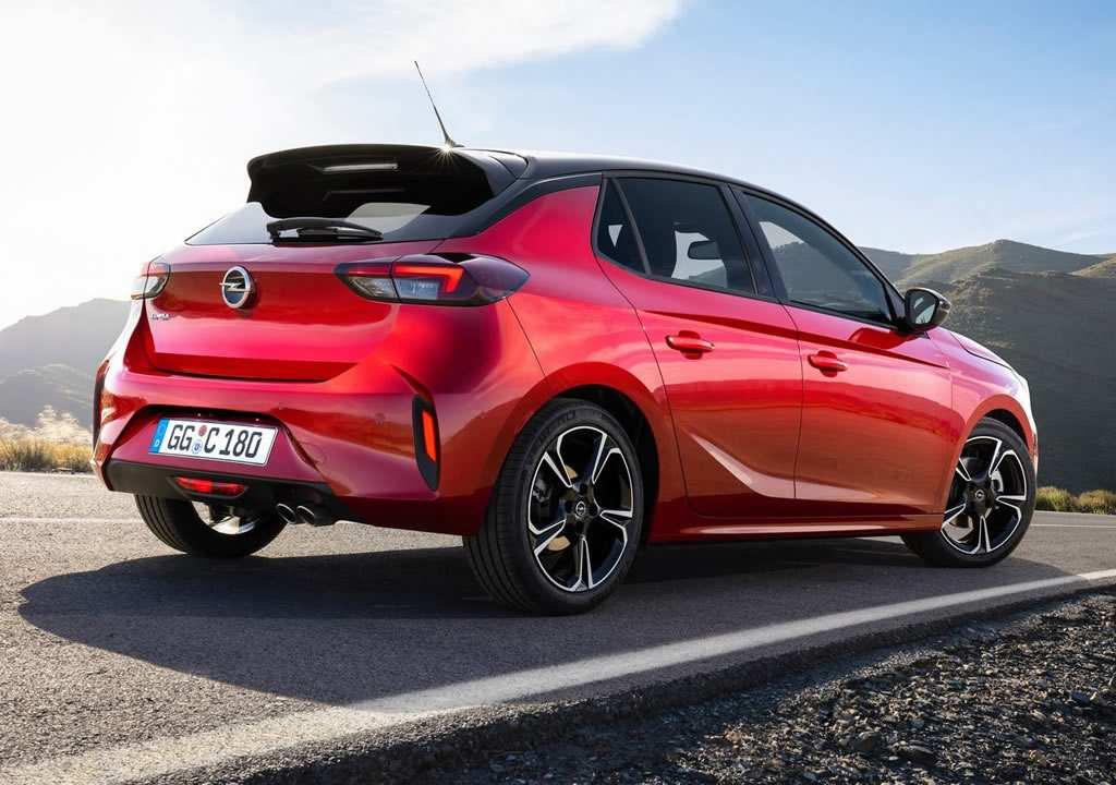 64 All New Yeni Opel Corsa 2020 Exterior with Yeni Opel Corsa 2020
