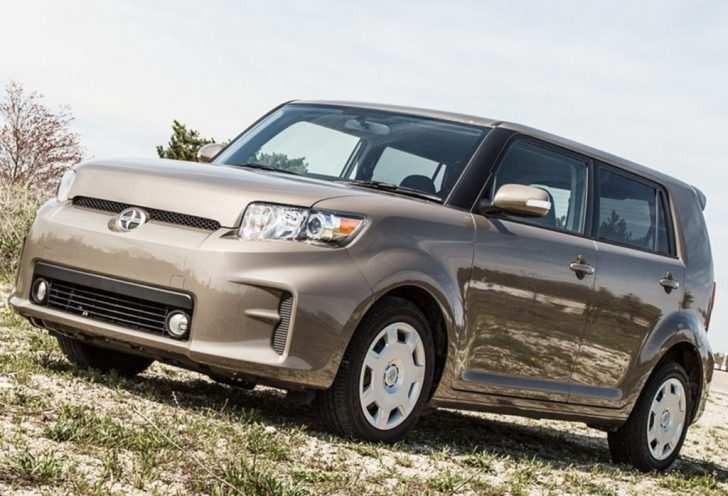 64 Concept of 2019 Scion Xb Release Date with 2019 Scion Xb