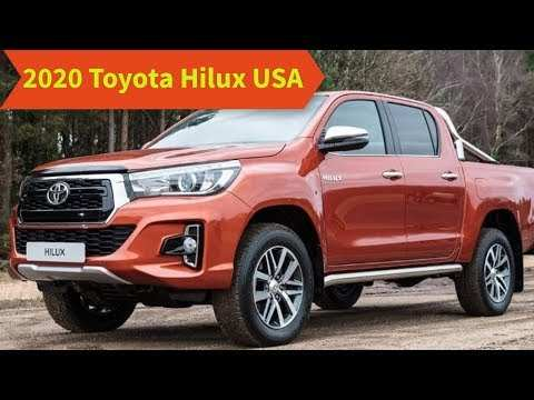 64 Concept of Toyota Hilux 2020 Usa Overview by Toyota Hilux 2020 Usa