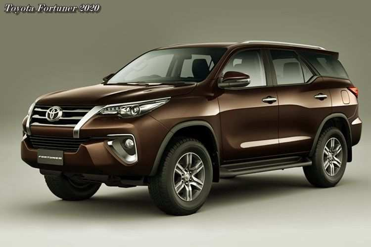64 Concept of Toyota New Fortuner 2020 Interior by Toyota New Fortuner 2020