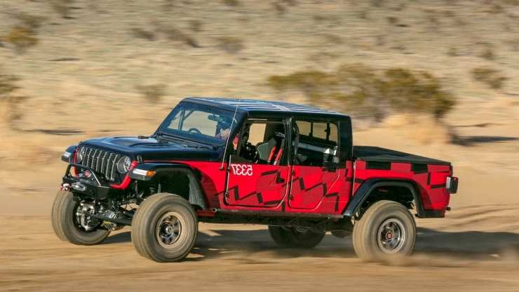 64 Gallery of 2020 Jeep Gladiator King Of The Hammers Images by 2020 Jeep Gladiator King Of The Hammers