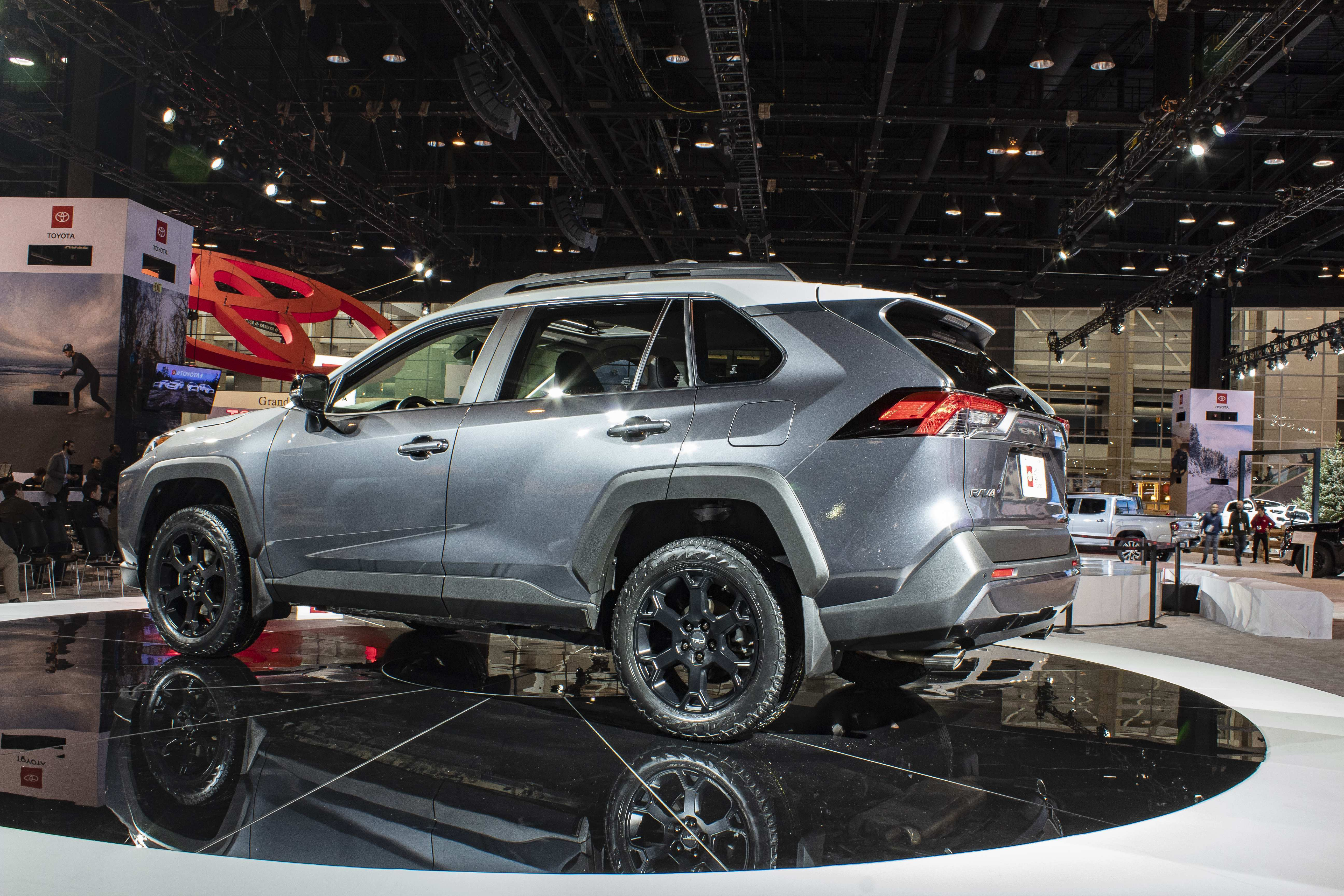 64 Gallery of Toyota Bev 2020 Redesign by Toyota Bev 2020