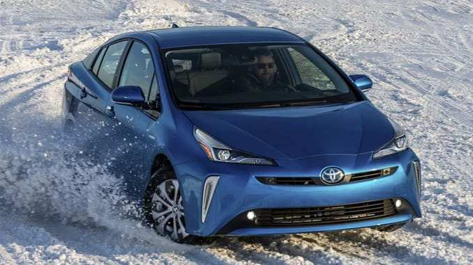 64 Great 2019 Toyota Prius Picture for 2019 Toyota Prius