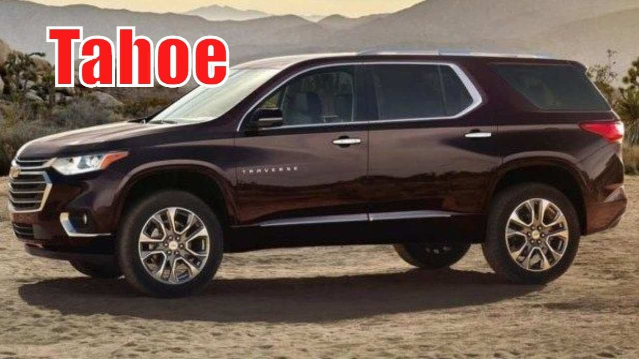 64 Great Chevrolet Tahoe 2020 Release Date Model with Chevrolet Tahoe 2020 Release Date