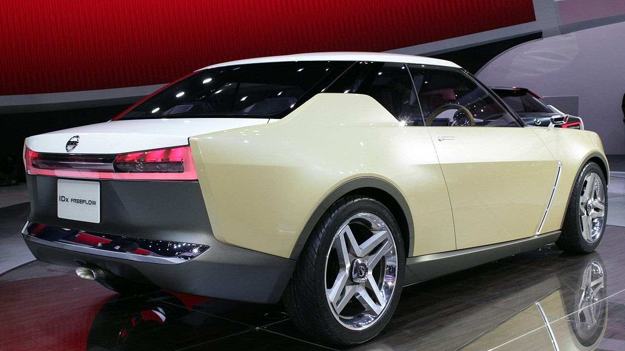 64 Great Nissan Idx 2020 Speed Test for Nissan Idx 2020