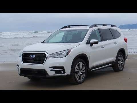 64 Great Subaru Ascent 2020 Updates Concept for Subaru Ascent 2020 Updates