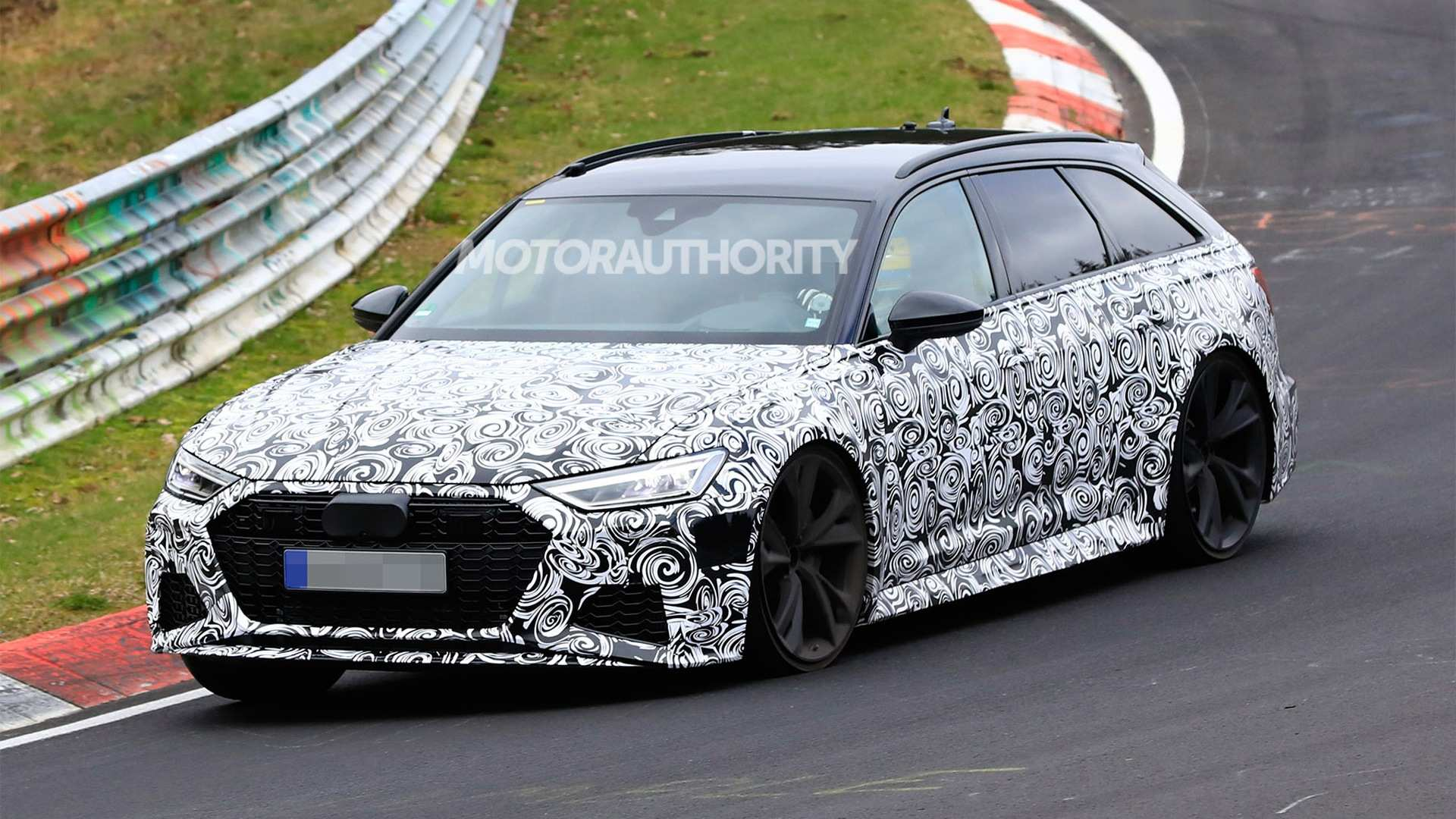 64 New 2020 Audi Rs6 Wagon Speed Test by 2020 Audi Rs6 Wagon