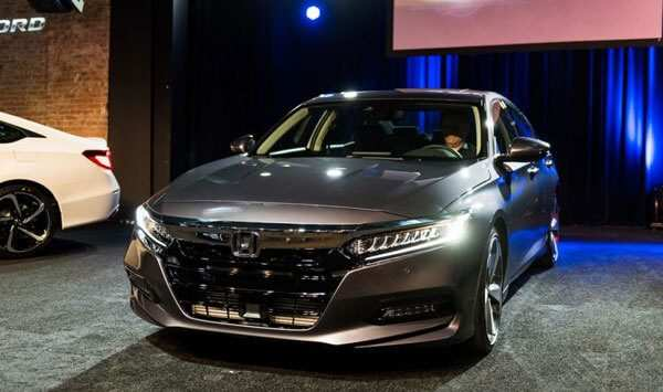64 New Honda Accord 2020 V6 History by Honda Accord 2020 V6