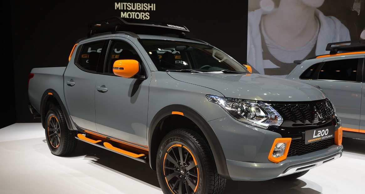 64 New L200 Mitsubishi 2020 Interior Release Date with L200 Mitsubishi 2020 Interior