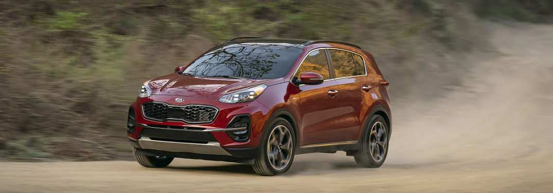 64 The When Does The 2020 Kia Sportage Come Out Configurations by When Does The 2020 Kia Sportage Come Out
