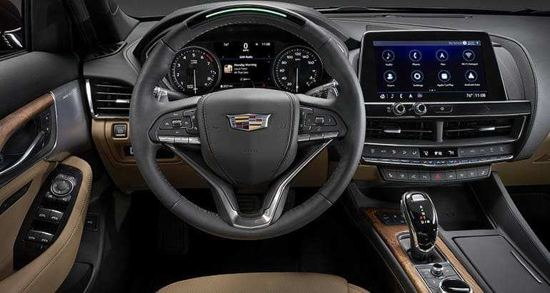 65 All New 2020 Cadillac Ct5 Interior Research New for 2020 Cadillac Ct5 Interior