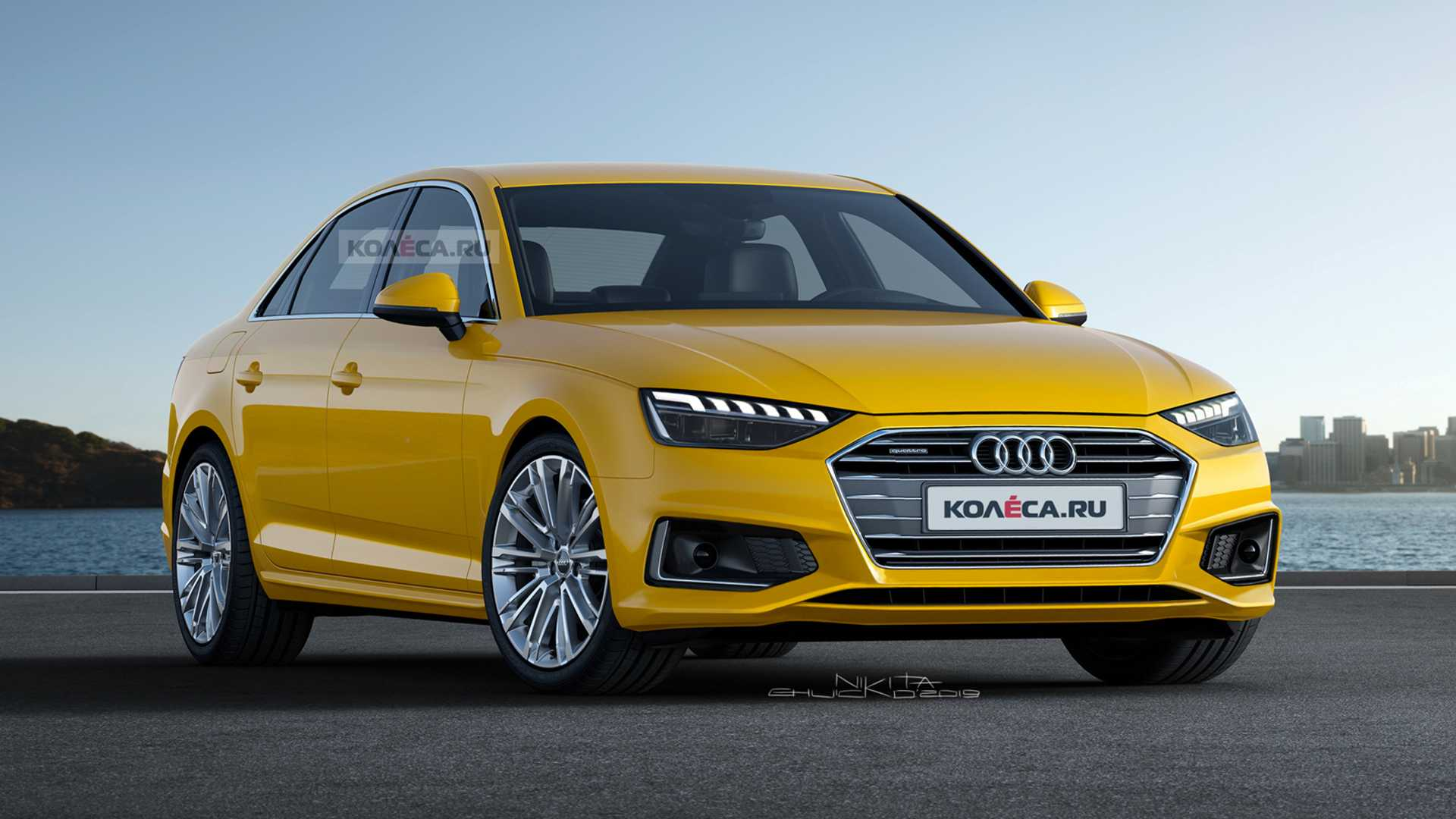 65 All New Audi A4 B10 2020 Specs and Review for Audi A4 B10 2020