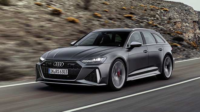65 All New Audi Rs6 Avant 2020 Ratings by Audi Rs6 Avant 2020