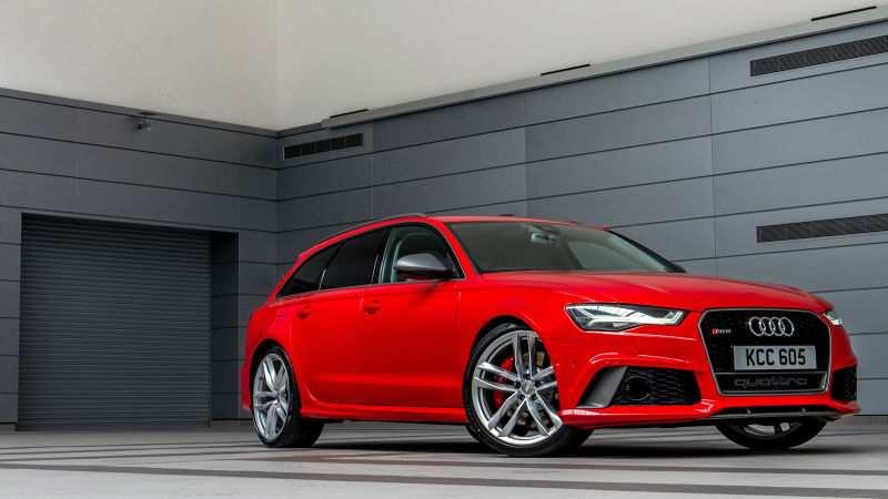 65 All New Audi Rs6 Avant 2020 Rumors by Audi Rs6 Avant 2020
