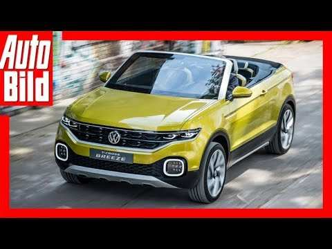 65 All New Volkswagen T Roc Cabrio 2020 Spesification with Volkswagen T Roc Cabrio 2020