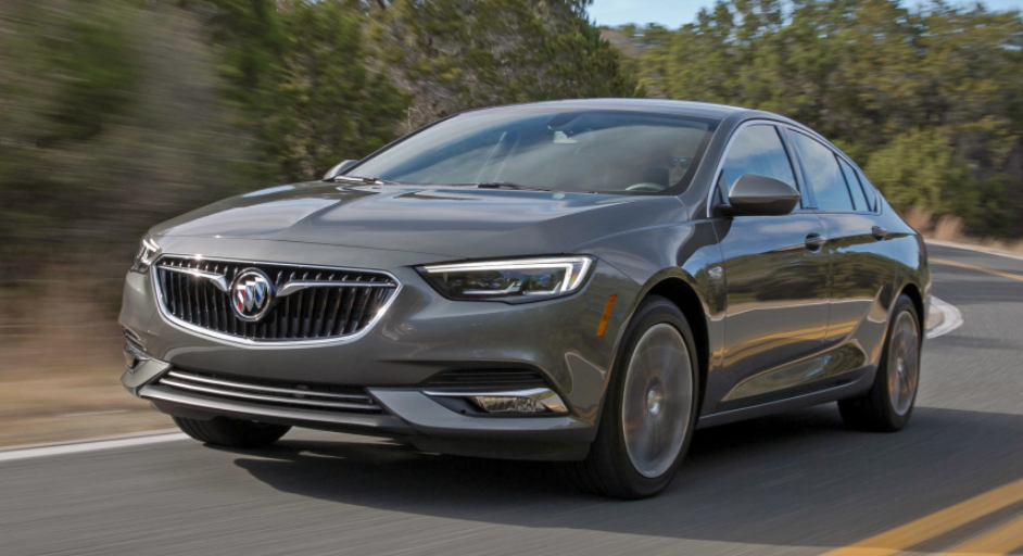 65 Best Review 2020 Buick Regal Sportback First Drive for 2020 Buick Regal Sportback