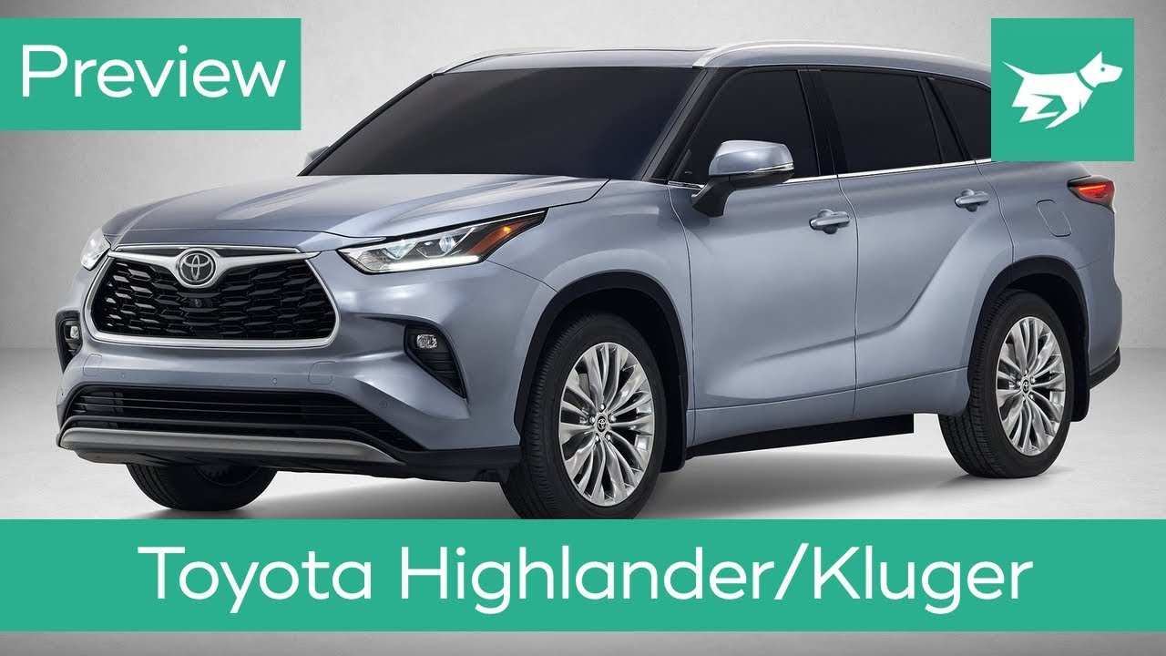65 Best Review Toyota Kluger 2020 Australia Release Date New Concept with Toyota Kluger 2020 Australia Release Date