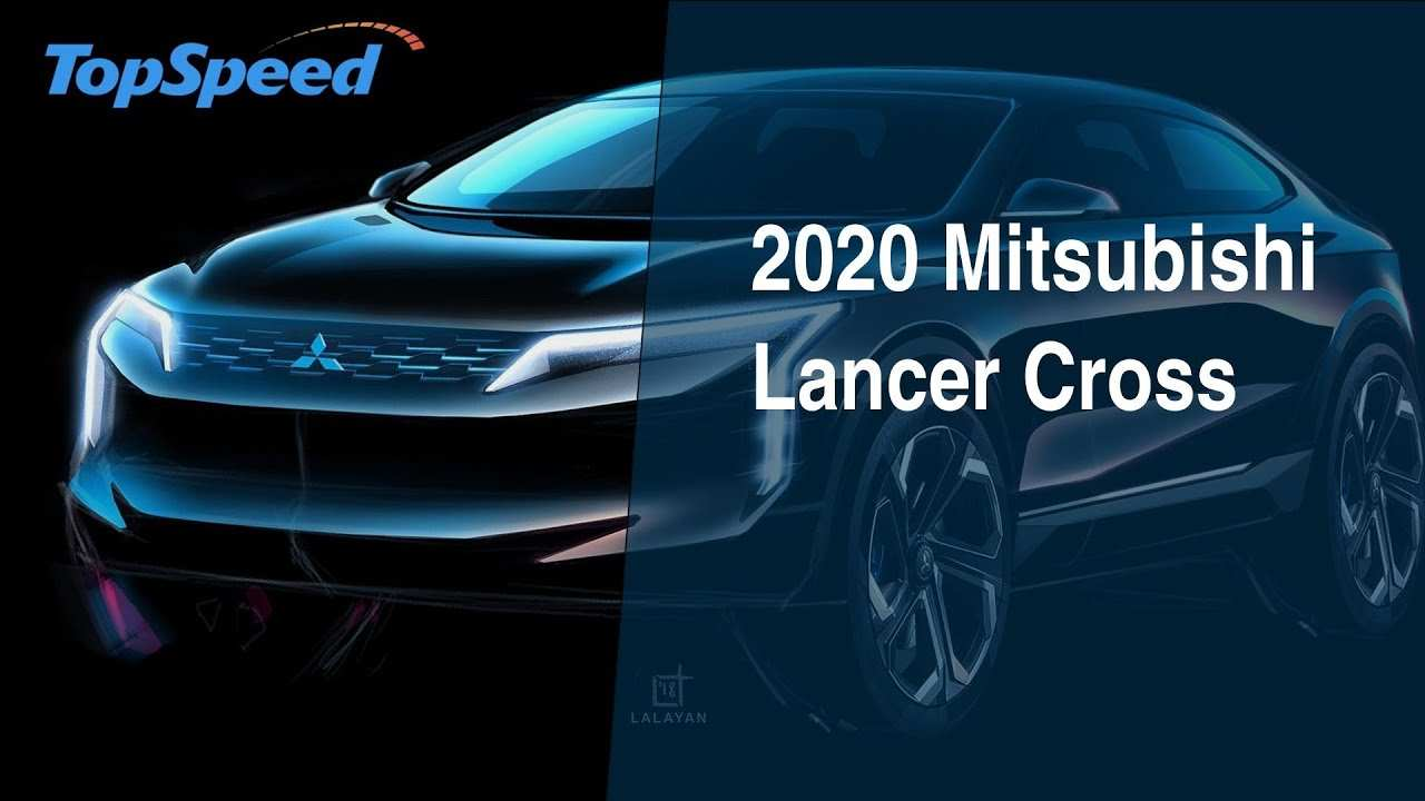 65 Concept of Mitsubishi Lancer 2020 Model for Mitsubishi Lancer 2020
