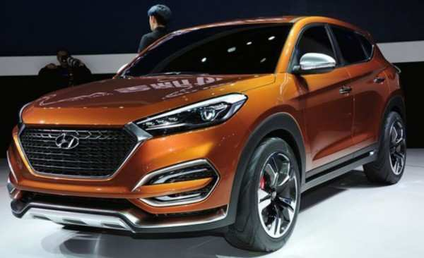 65 Concept of When Will The 2020 Hyundai Tucson Be Released Exterior and Interior with When Will The 2020 Hyundai Tucson Be Released