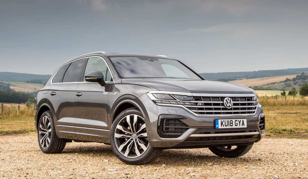 65 Gallery of 2019 Vw Touareg Style by 2019 Vw Touareg