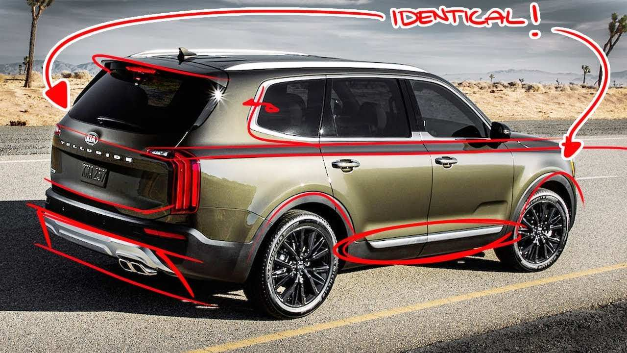 65 Gallery of 2020 Kia Telluride Youtube Release for 2020 Kia Telluride Youtube