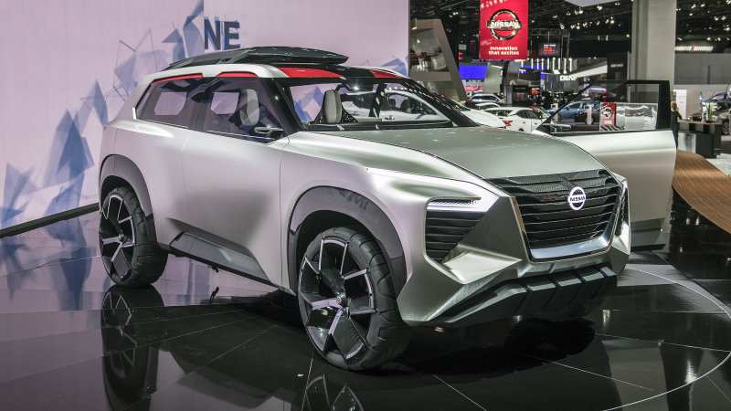 65 Gallery of Nissan Concept 2020 Suv Overview for Nissan Concept 2020 Suv