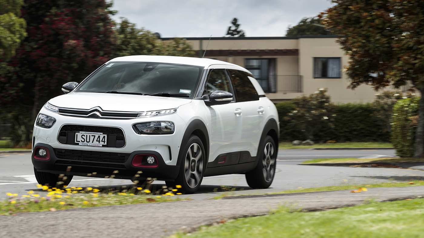 66 All New 2019 Citroen C4 Rumors by 2019 Citroen C4