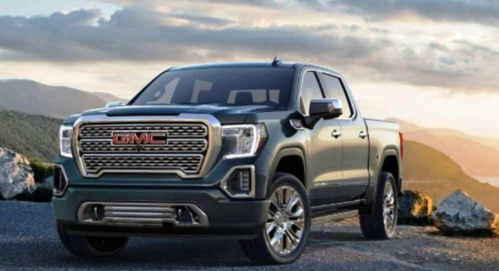 66 Best Review 2020 Gmc 2500 Release Date Performance and New Engine by 2020 Gmc 2500 Release Date