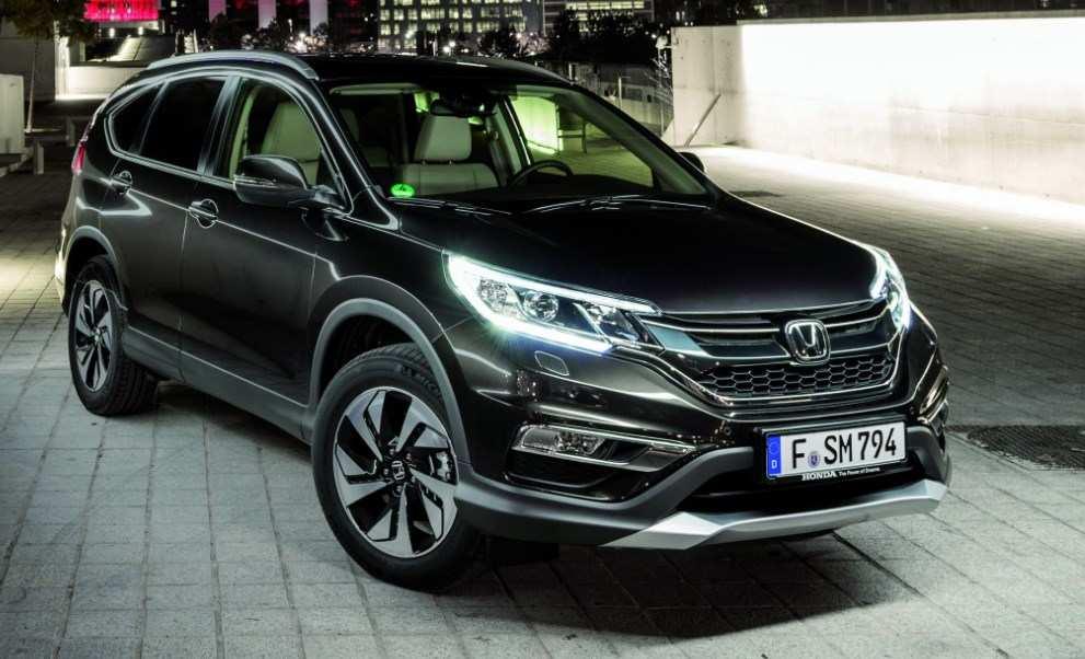 66 Best Review 2020 Honda Crv Release Date Price by 2020 Honda Crv Release Date