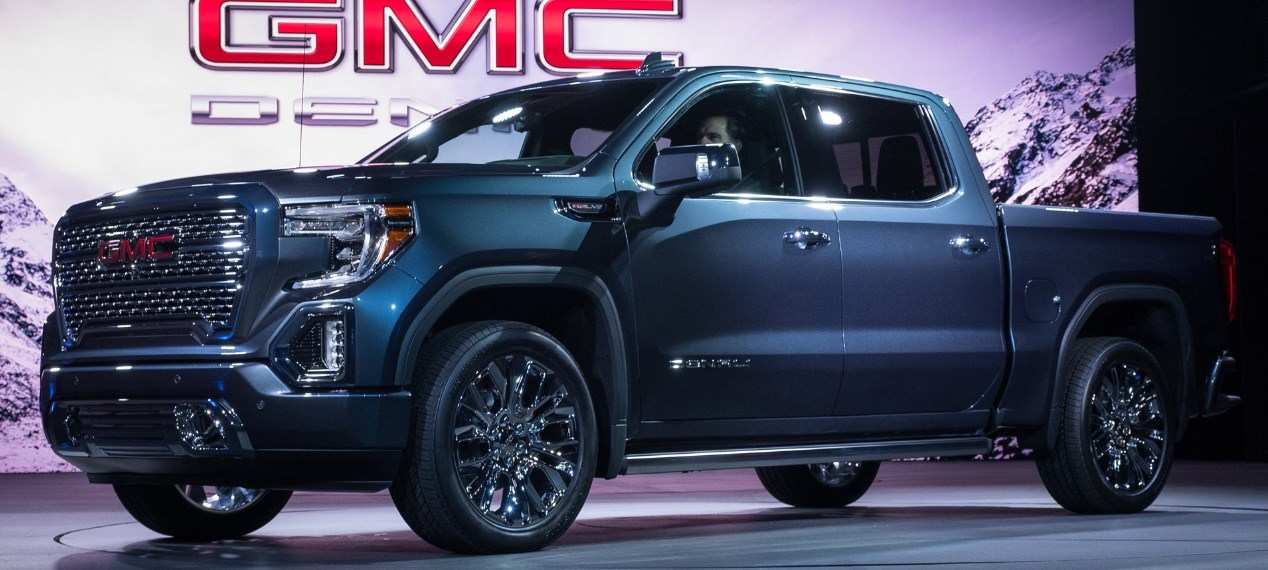 66 Concept of 2020 Gmc 2500 Release Date Redesign and Concept for 2020 Gmc 2500 Release Date